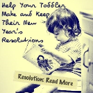 Help Your Toddler Make and Keep Their New Year's Resolutions by Nikki Schwartz