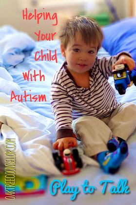How can you help your child with Autism talk more? It all starts with play. @OaktreeCounsel