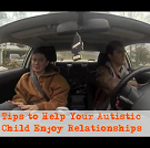 Tips to Help Your Autistic Child Enjoy Relationships by Nikki Schwartz at SpectrumPsychological.net
