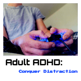 Adult ADHD Conquering Distraction by Nikki Schwartz at OaktreeCounselor.com