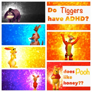 Do Tiggers have ADHD? Does Pooh like honey?? by Andrew Bindewald